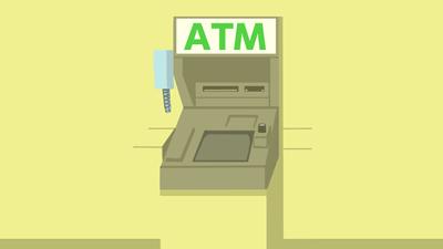 ATM」「CD」のお金の出し入れ以外の機能は? | E.その他サービス ...